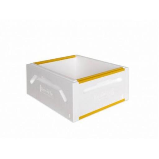 paradise honey Langstroth jumbo hive body
