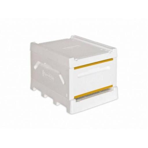 Langstroth complete hive with 1 full depth body