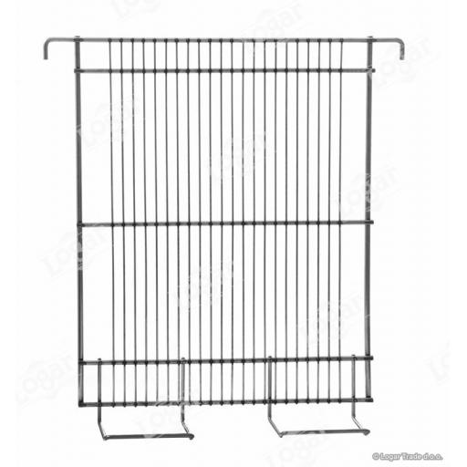 Tangential screens for radial cage 9F, stainless steel