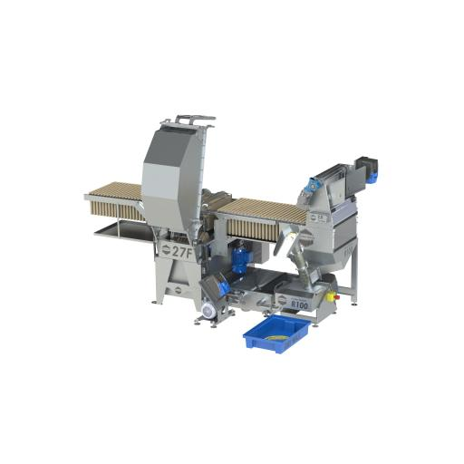 27 Frame Extraction Line with ES1 Uncapper & R100 Honey Rocket