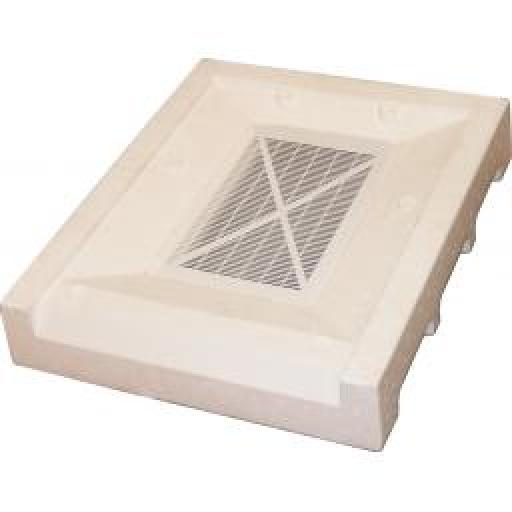 Honey Paw Langstroth Hive Floor With Mesh