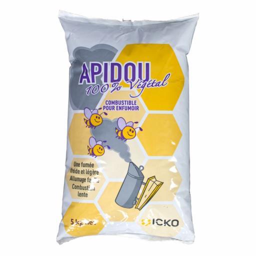 Apidou Smoker Fuel Lavender 5 KG