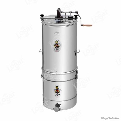 3 Frame Manual Extractor with Tank